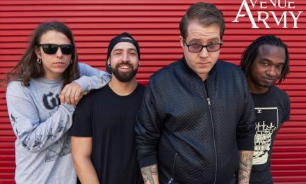 """AVENUE ARMY Releases Lyric Video For New Single """"Making Or Breaking Us"""""""