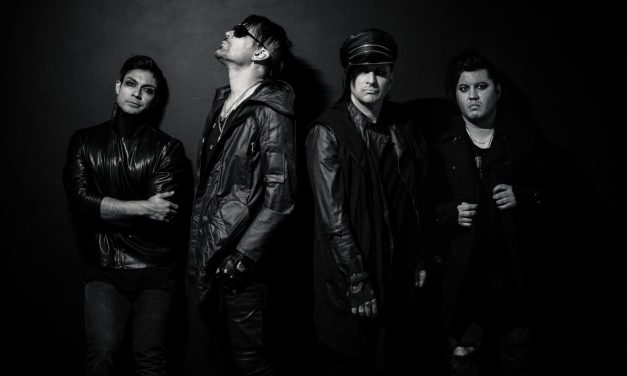 JULIEN-K Releases Album Harmonic Disruptor; Announces Rescheduled Dates with The Birthday Massacre