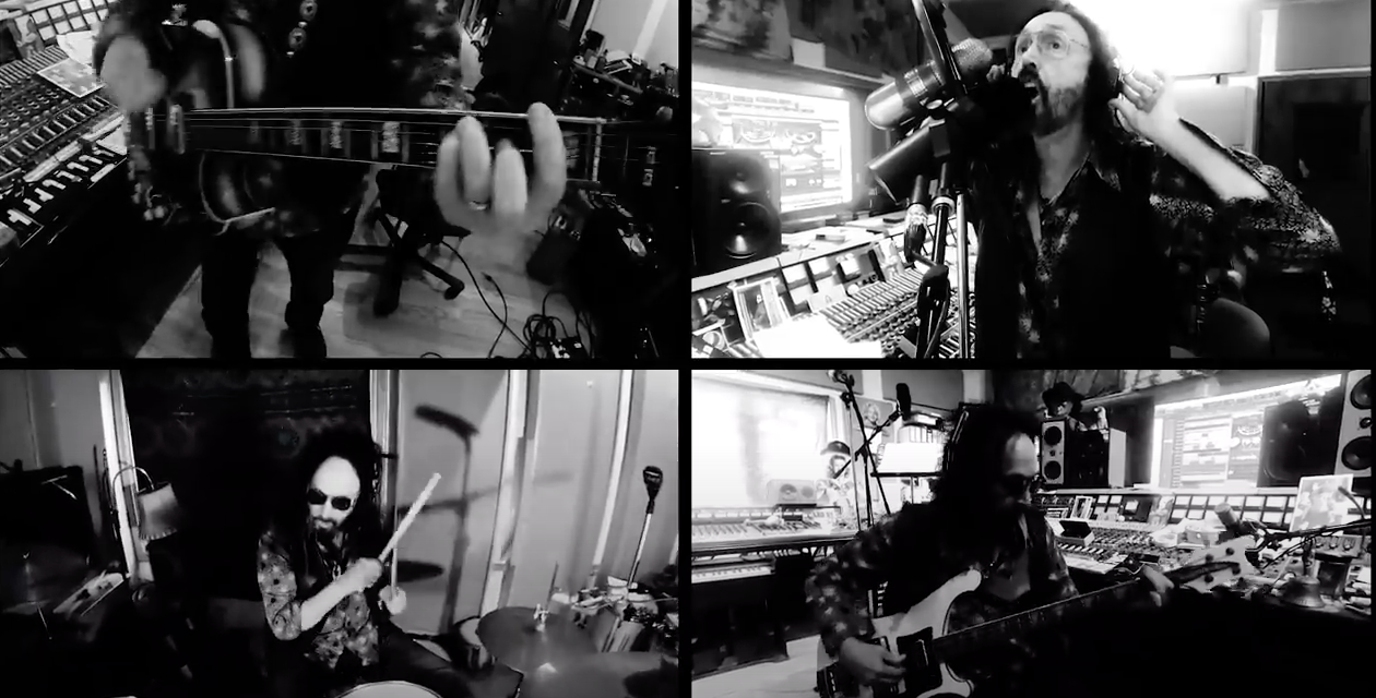 Mike Campbell – Lockdown – FEATURED VIDEO