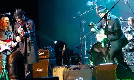 Joe Deninzon & Stratospheerius to release King Crimson cover