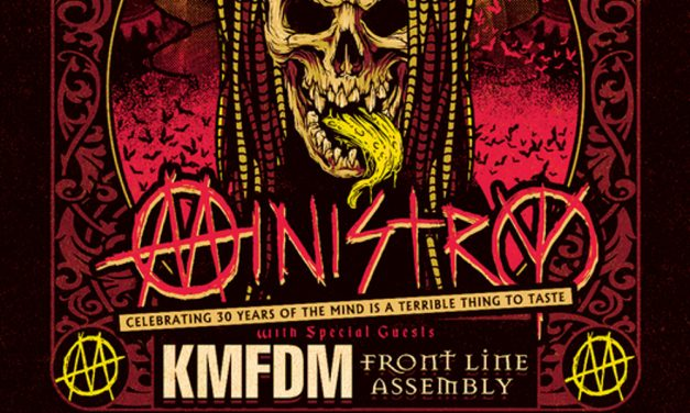 Ministry Reschedules Industrial Strength Tour To Spring 2021; KMFDM & Front Line Assembly Remain On Bill For All New Dates