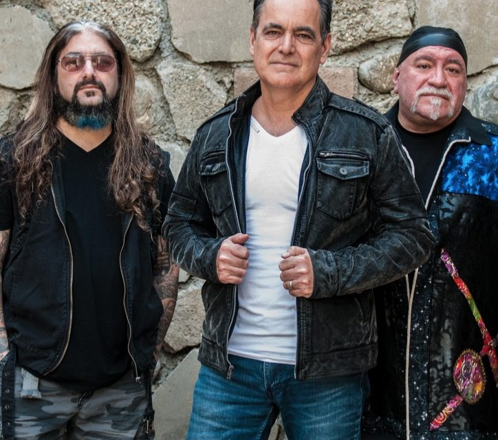 Morse, Portnoy, George launch video for cover of 'It Don't Come Easy'