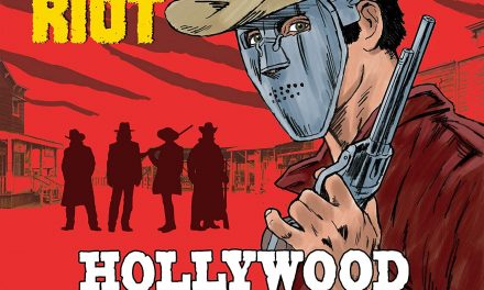 QUIET RIOT – HOLLYWOOD COWBOYS – FRONTIERS Records