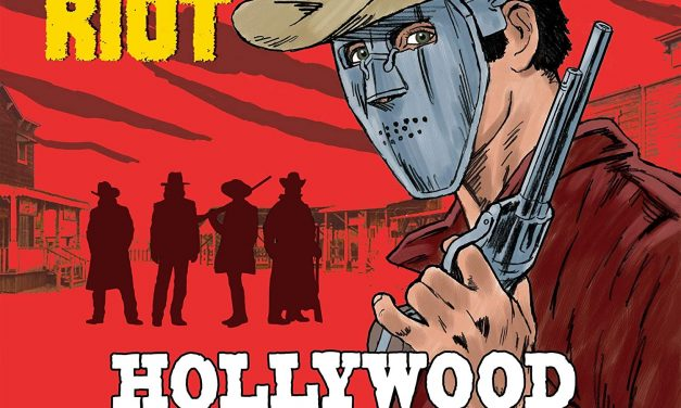 QUIET RIOT – HOLLYWOOD COWBOYS – FRONTIERS Records