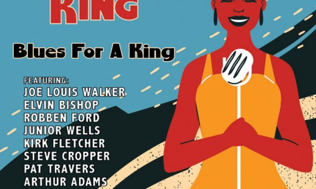 Blues Royal SHIRLEY KING, Daughter Of B.B. KING, Unveils New Studio Album With A Court Of Special Guests!