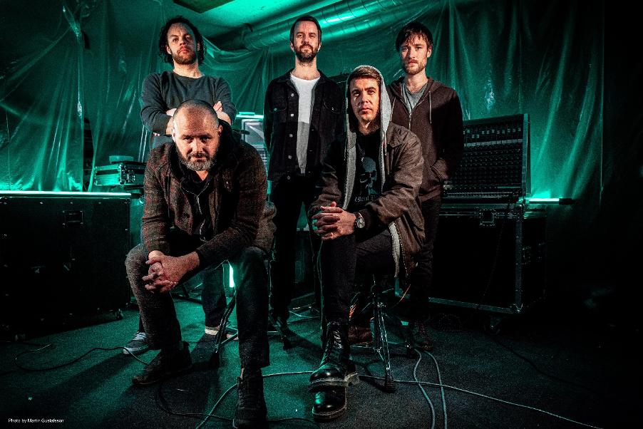 """GÖSTA BERLINGS SAGA – Launch single/video for new album's title-track """"Konkret Musik""""!"""