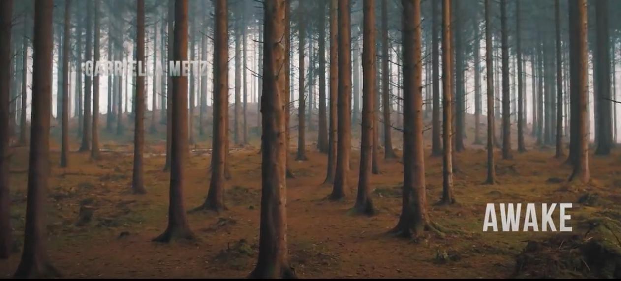 "Gabriella Metz New Video and Single ""Awake"" from ""Breaking Infinity"""