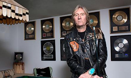 "Legendary Alice Cooper Group Drummer Neal Smith To Release New Album of Retro Pop Songs ""POP 85/95"""