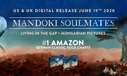 Art Rock Supergroup MANDOKI SOULMATES Release Full-Length Album Feat. Ian Anderson, Jack Bruce, Al Di Meola and Others In Partnership With U.S. Label CLEOPATRA RECORDS!