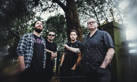 French Heavy Alternative Rockers WATERTANK Premiere New Video Suffogaze! New Album Silent Running out in September.