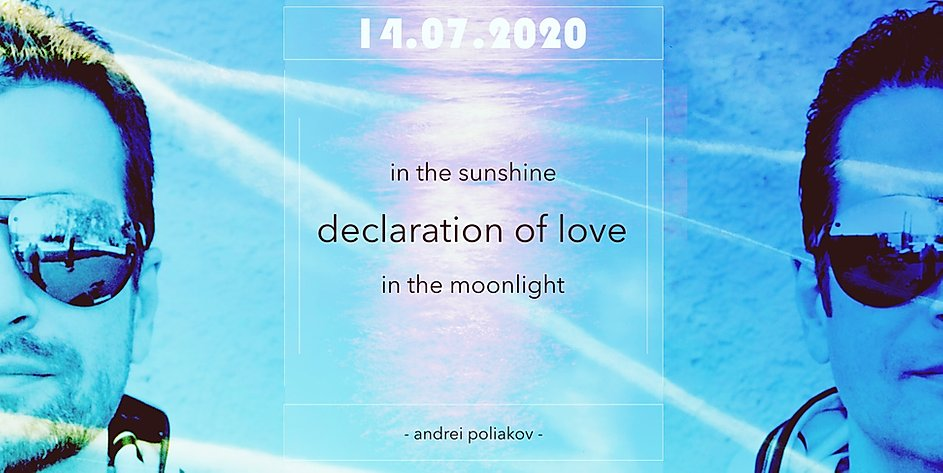 """Declaration of Love"": discover a new piano single by Andrei Poliakov, an innovative dual interpretation of a melody."