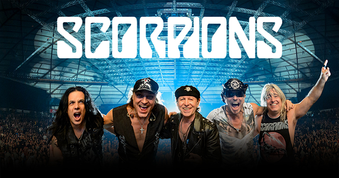 "Scorpions reach out to fans To Help Create The ""Song of Hope"" Fan Sourced Music Video"