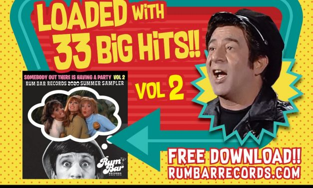 Somebody Out There Is Having A Party Vol 2: Rum Bar Records FREE Summer Sampler Bandcamp download!!