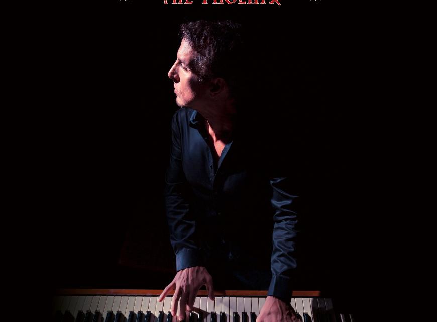 DEREK SHERINIAN – announces new solo album 'The Phoenix' for release via InsideOutMusic