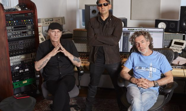 "Prog Ensemble DarWin To Release New Single ""Nightmare Of My Dreams"" Featuring Simon Phillips, Billy Sheehan, Matt Bissonette, Guthrie Govan & Others…"