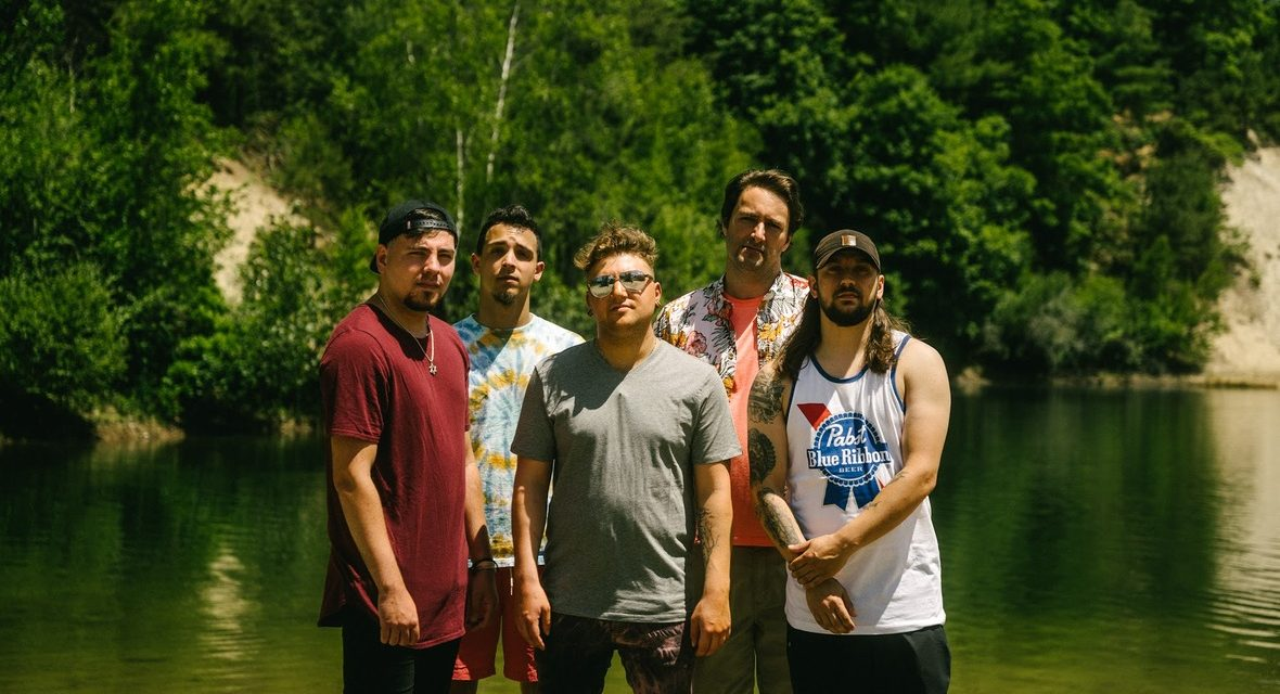 "Staten Island, NY's Until We Get Caught Releasing NEW EP 'SURFACE' OUT JULY 31 Includes the track ""Fading Out"" (feat. Kellin Quinn)"
