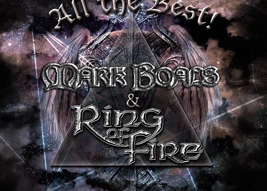 Mark Boals To Release A Two-Album 'Best Of' Collection